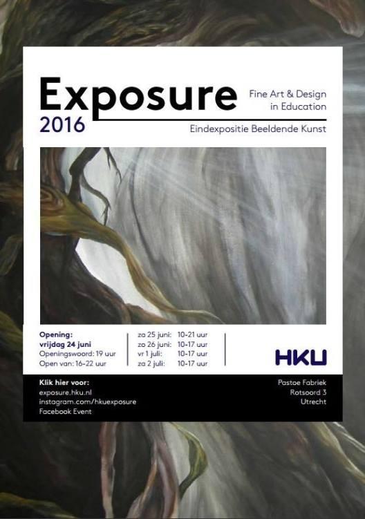 exposure uitnodiging